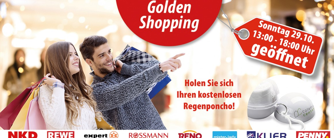 Golden Shopping